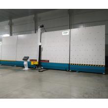 automatic low-e glass vertical edge film coating deleting machine