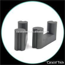 Producto de núcleo de transformador de ferrita UY16 de permeabilidad magnética