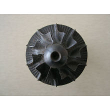 SGS Jet Engine Parts Machined Turbine Parts