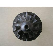 Peças de motores a jato SGS Peças de turbinas usinadas