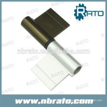 Charnière pivotante de porte de douche en aluminium RH-132