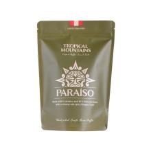 Hochbarriere geröstete Kaffeebohnen Ziplock Jute Taschen