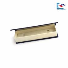 Sencai Custom Logo Magnetic cardboard book shape box rectangle with EVA insert