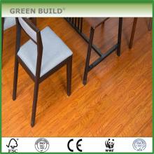 Eco Forest Handscraped karbonisierte Farbe 15mm fester Bambusbodenbelag
