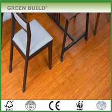 Eco forest Handscraped carbonized color 15mm solid bamboo flooring