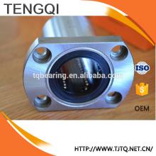 Stoke giratorio THK LMH30L tipo brida lineal rodamiento de bolas buje LMH30LUU rodamiento lineal thk para la máquina de smith