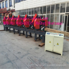 Multiple Heads Horizontal Band Sawmill for Hard Wood Cutting Working