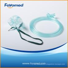 Máscara de oxígeno con CE, ISO y FDA