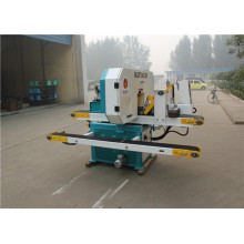 Precision resaw machine for log cutting