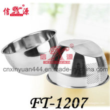 Stainless Steel Rice Strainer (FT-1207)