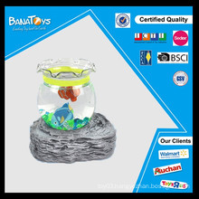 2015 Promotional kids toy mini novelty fish aquarium