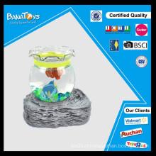 2015 Brinquedos promocionais brinquedo mini aquário de peixes novidade