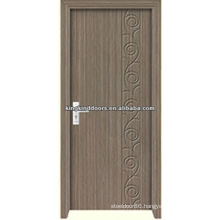 Cheap MDF Wooden Door JKD-M690 with PVC Fimed