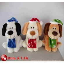 OEM soft ICTI plush toy factory plush dog stuffed toy