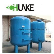 Vivienda del filtro mecánico del acero inoxidable, vivienda del filtro Ss304 Ss316