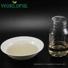 Liquide organique naturel de surfactant de silicone pour l'agriculture