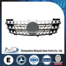 ML 164 CHROME CAR FRONT GRILLE FOR BEN2 M-CLASS HC-C-3900950