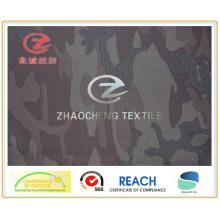 Twill Micro Fiber Desert Camouflage Printing Vest Fabric (ZCBP137)