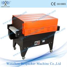 Máquina de encolher de calor de túnel semi automático com Ce