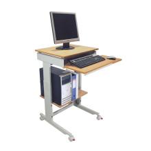 Mesa de oficina moderna de calidad superior con estación de servicio a largo plazo