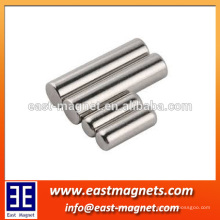 rod shape N42 neodymium magnet for inductor/stick inductor ndfeb magnet factory