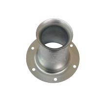 Sistema de ventilación de piezas de HVAC Piezas de hilado de metal hechas en China
