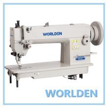 WD-0302 oben und unten Feed Doppelsteppstich-Nähmaschine