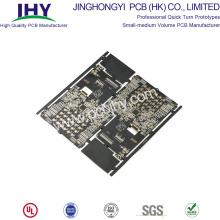 12 Layer PCB Black RoHs