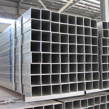 80*80*2.2mm Galvanized Square Steel Pipe