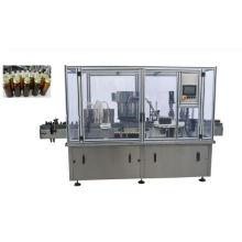 Machine de remplissage et de capsulage automatique Ltxg-12