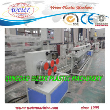 Single ou Double Outlet PP Strapping Band Machine Line