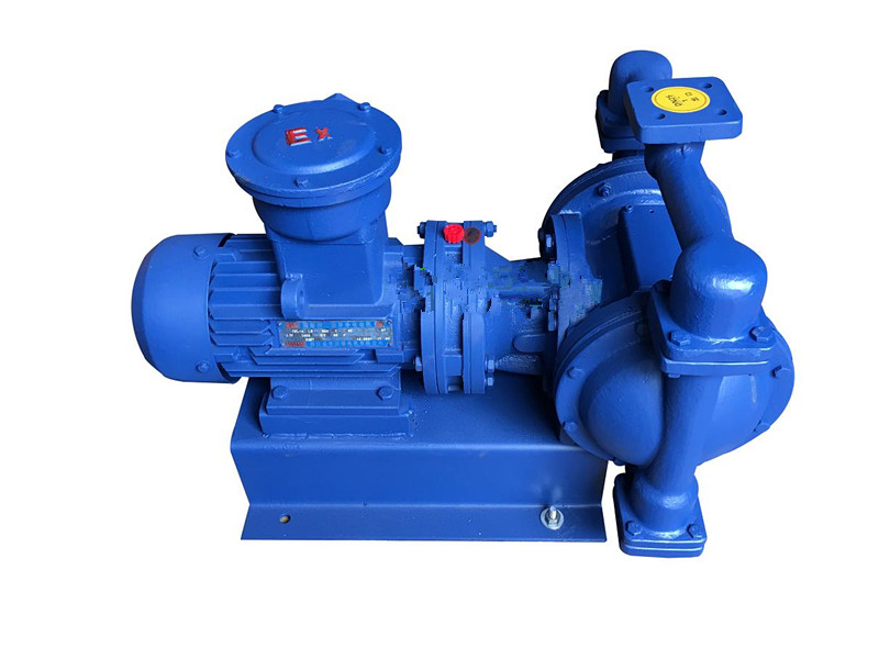 DBY type electric diaphragm pump (with PTFE diaphragm) 3
