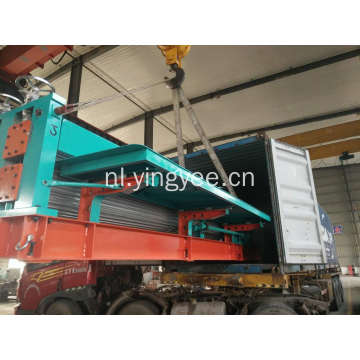 Transversale Dunne Corrugated Sheet Forming Machine