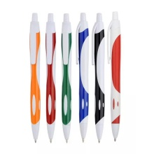 Publicidade Customized Logo Promotional Plastic Pen