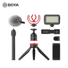 BOYA BY-VG350 Ultimate Smartphone Video Kit for Youtuber Vlogger