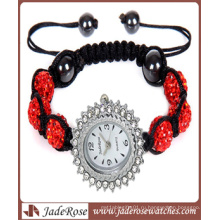 Мода часы сплав Чехол женщины часы одеваться часы (RA1220)