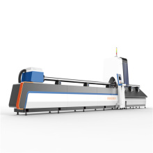 TUBE - PIPE волоконный лазер для резки
