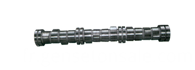 water-cooled camshaft