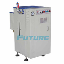 Electric Powered Dry Steam Generator