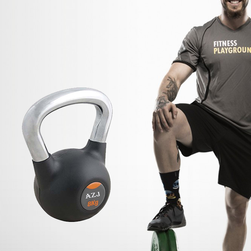 Coated Kettlebell