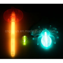 Dia das Bruxas Glow Pumpkin Stick Set for Party (HLW002)
