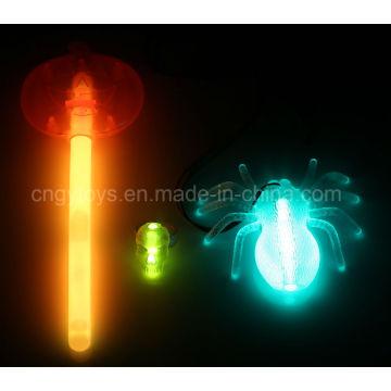 Ensemble de bâton de citrouille Halloween Glow pour la fête (HLW002)