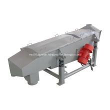 large capacity wood flour linear vibrating screen