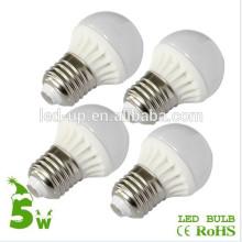 Lámpara encendida de las bombillas llevadas de la cubierta para el uso de interior