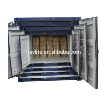 5ft-10ft steel storage mini container on sale