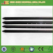Black Bitumen Australia Type Star Picket for Protective Fencings