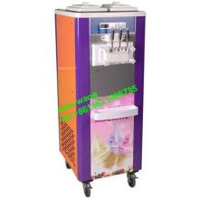 3 Aromen Soft Rainbow Eiscreme Maschine