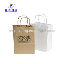 Großhandel Recycling Kraftpapier Tasche für Verpackung / Shopping