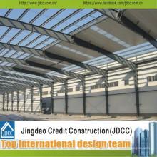 China-Stahlstruktur-Geflügel-Haus