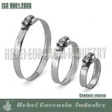 China hose pipe clamp american-type hose clamps